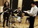 Iva Bittová natočila nové album se Škampovým kvartetem.