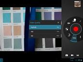 Rozli�en� videokamery v Androidu 4 ICS u Asusu Transformer Prime