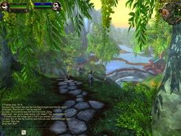 World of WarCraft: Mists of Pandaria - Pohled na malebnou krajinu