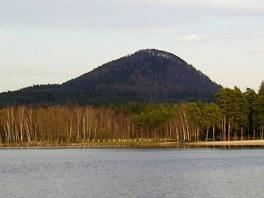 Ortel od Radvaneckého rybníka u Sloupu