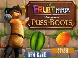 Fruit Ninja: Puss in Boots