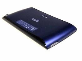 Čelo Walkmanu NWZ-Z1050 od Sony