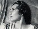 Viktorka: Jiřina Štěpničková, černý myslivec: Gustav Nezval