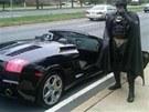 Americká policie při silniční kontrole narazila na Batmana.