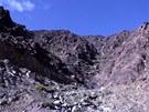 V horách se vyskytuje množství vzácných živočichů od kozorožců, medojedů, hyen,