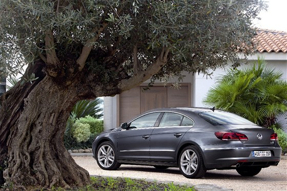 Nový Volkswagen CC –  povedený mladší bratr passatu