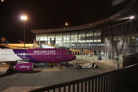 Nová A320 společnosti Wizz Air připravená v Delivery center