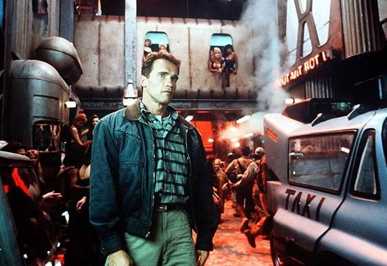Z filmu Total Recall (1990)