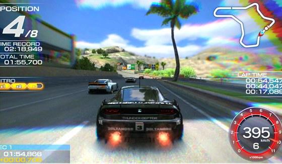 Ridge Racer pro PS Vita