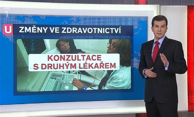 Nová podoba Událostí na �eské televizi (1. dubna 2012)