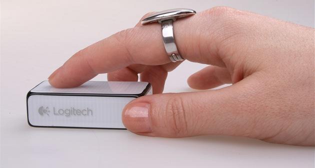 Logitech Cube - miniaturní my�.
