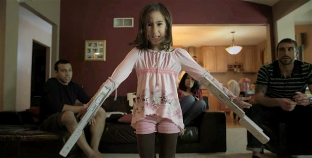 Fantastická upoutávka na neexistující hru Assassin�s Creed for Kinect krásn�...