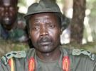 Joseph Kony, zločinec a šéf ugandské Armádu božího odporu.