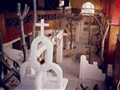 Nepovolen� p�estavba kav�rny na mexickou restauraci v roce 2003.