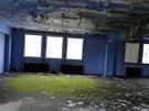 Vnitřní prostory bývalého J-klubu v Novém Jičíně jsou většinou zcela