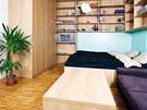 """""""Vyšší standard bydlení dělá z malého bytu řada maličkostí,"""" říká architekt"""