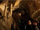 Mladečské jeskyně.