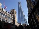 Nejdříve se budova oficiálně jmenovala podle svého umístění London Bridge