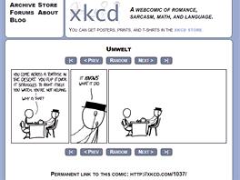 XKCD.com ve Firefoxu