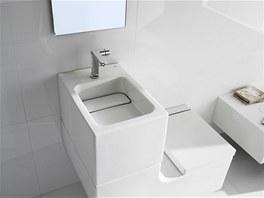 Voda použitá v umyvadle W+W prochází odtokovým čisticím systémem, ve kterém