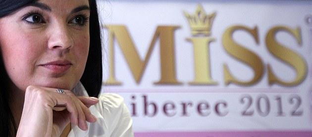 �editelka Miss Liberec Open Veronika ��astná