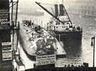 Vrak SS Eastland byl vyzvednut ještě v srpnu roku 1915.