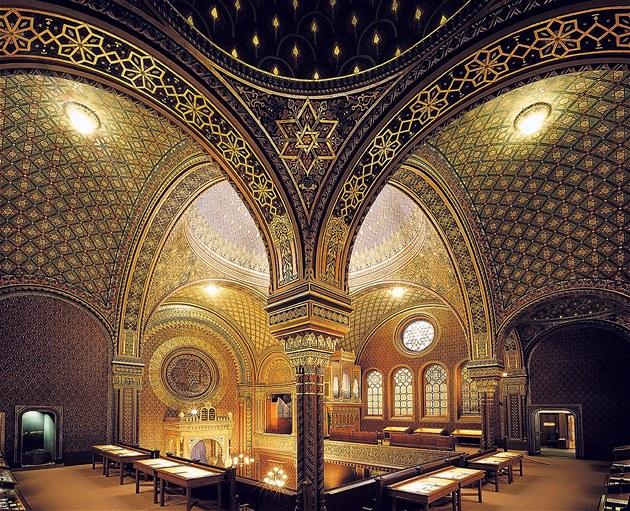 JB42b877 007 Navštivte Španělskou synagogu