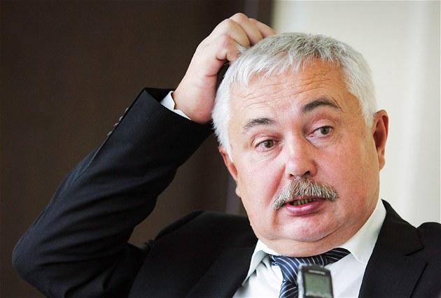 Vlivný podnikatel a místostarosta Hluboké nad Vltavou Pavel Dlouhý (ODS)