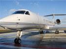 Nejbohatší Čech Petr Kellner prodává svůj první tryskáč - Gulfstream 500 - který si pořídil v roce 2002 jako první kus této třídy do své soukromé letky.