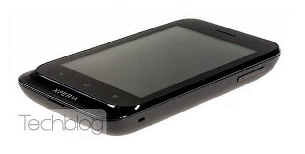 Sony ST21i Tapioca