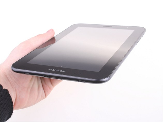 Recenze Samsung Galaxy Tab 7.0 detail