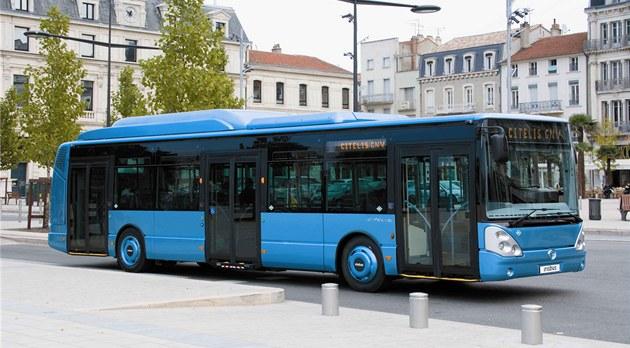 Jubilejním 111 111. autobusem vyrobeným ve Vysokém Mýt� byl model Citelis CNG...