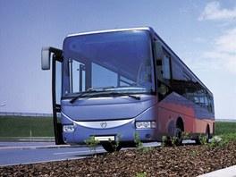 Meziměstský autobus Iveco Crossway
