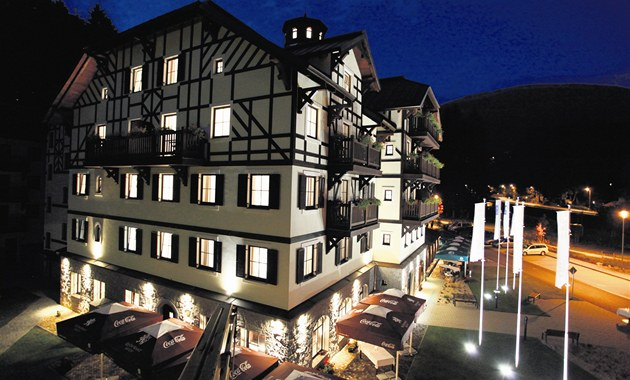 Hotel Savoy Royal ve �pindlerov� Mlýn�