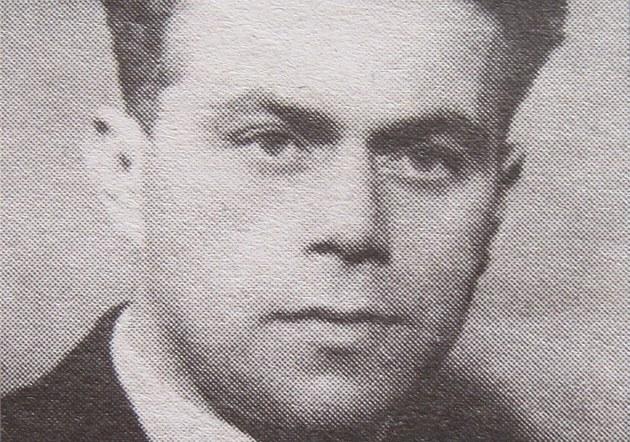 Franti�ek Dostál, pilot v RAF, který zahynul 24. dubna 1943.