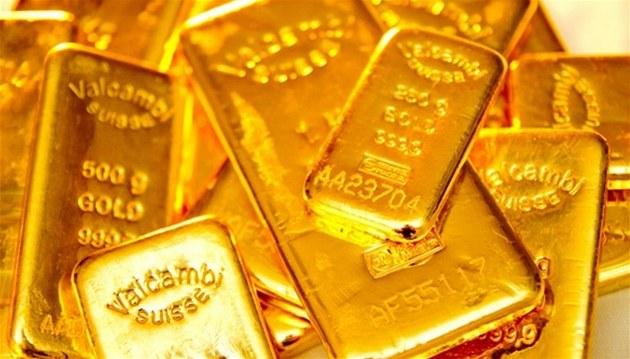 �eská po�ta bude zlato také vykupovat. Ilustra�ní foto