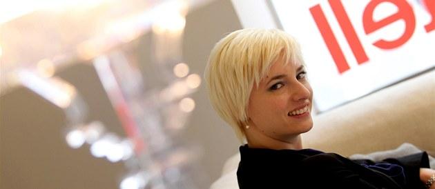 �ty�iadvacetiletá studentka práv v Brn� Monika Mareková