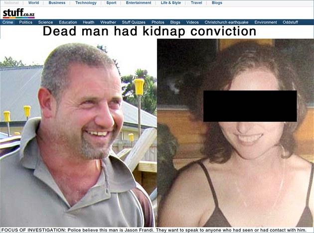 Novozélan�an Jason Frandi a �e�ka Dagmar P. byli nalezeni mrtví nedaleko