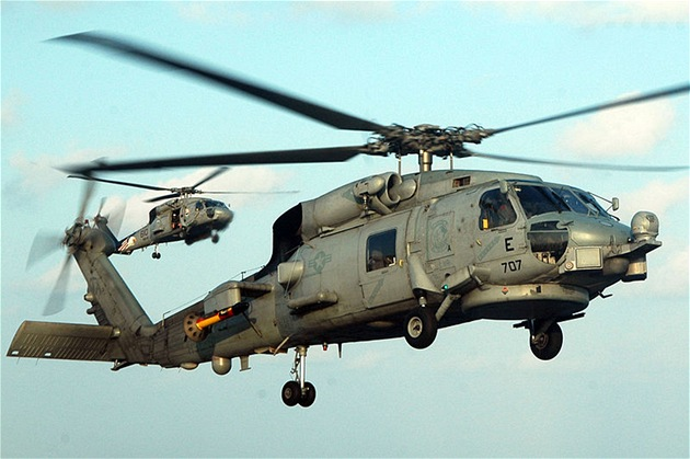 Seahawk SH-60B U.S. Navy 