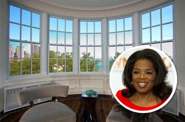 Oprah Winfreyová prodává sv�j byt v Chicagu. Spokojí se s �ástkou 2,8 milion�