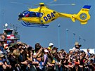 Helicopter show 2012