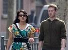 Priscilla Chanová a Mark Zuckerberg