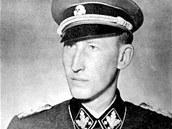 Reinhard Heydrich - nacistický pohlavár a vládce Čech a Moravy zabitý československými