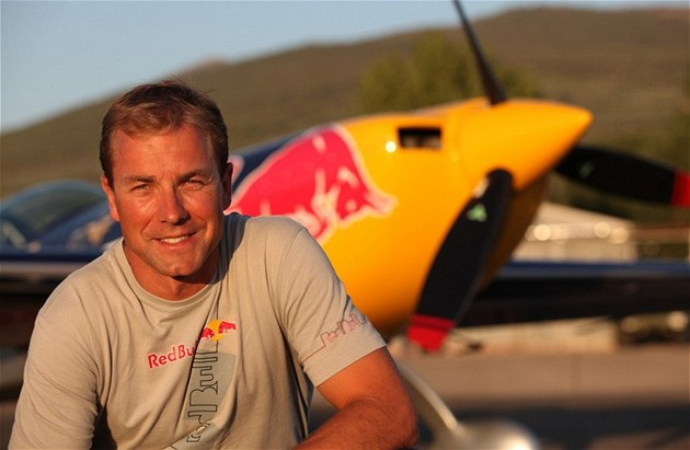 Akrobatický pilot Martin �onka