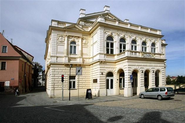 Legendární táborský Kulturní d�m St�elnice.