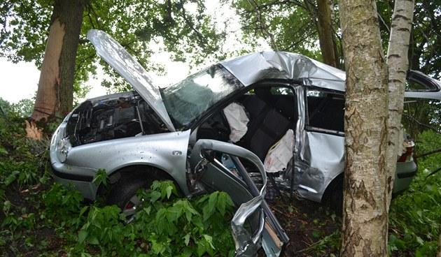 Tragická nehoda u Be�ova (3. �ervna 2012)