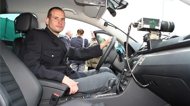Nové policejní passaty mají problémy s radary, které ob�as vypadávají.