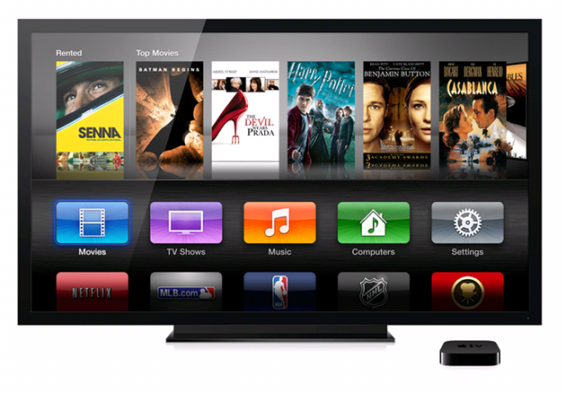 Nahrad&#237; Apple TV skuten&#225; televize?