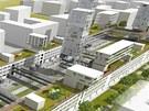 Developer přepracoval své plány a nově počítá se zachováním historické budovy nákladového nádraží.