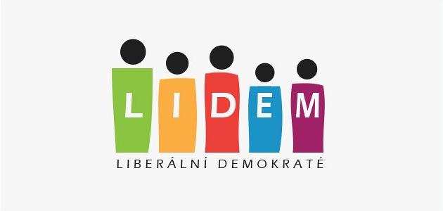 Logo politické strany LIDEM